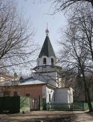 Н Новгород церковь похвалы божией матери