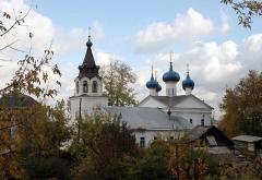 Церковь преображения господня н Новгород