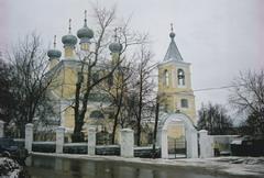 Храм живоначальной троицы высоково