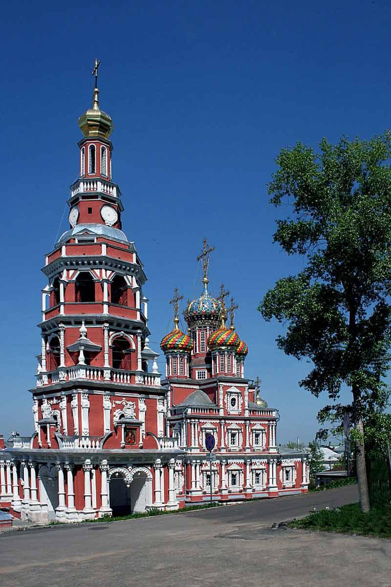 Собор пресвятой богородицы Нижний—Новгород