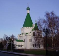 Собор архистратига Михаила н Новгород