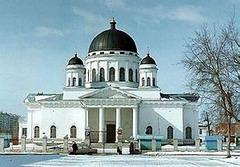 Староярмарочный собор Нижний Новгород расписание