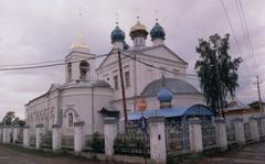 Румянцевская церковь расписание служб