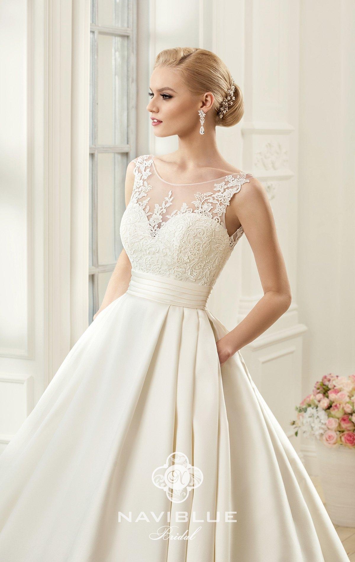 NAVIBLUE BRIDE / Свадебный салон «Барселона» / Свадебные платья