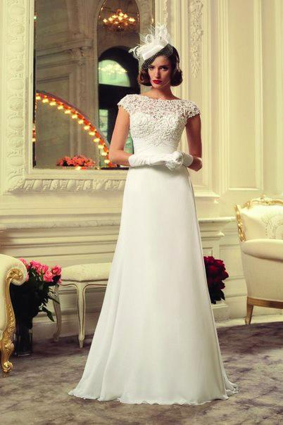 Свадебные платья каплун