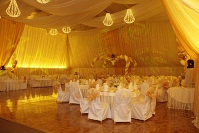 Свадьба в загородном отеле чайка фото