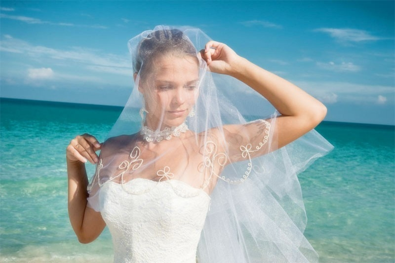 Фата невесты своими руками