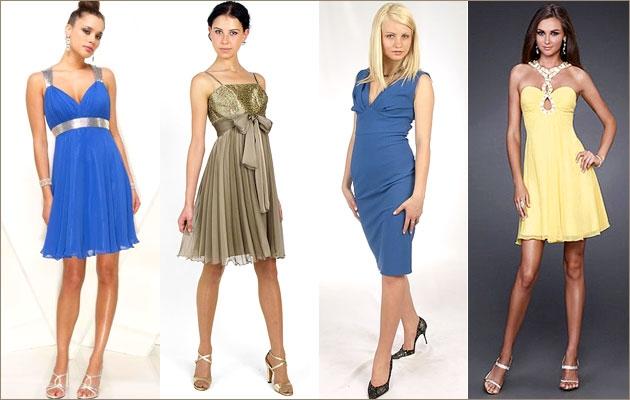 Платья на свадьбу для гостей - какие будут модными