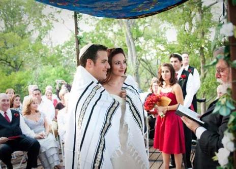 Свадьба в Израиле тосты цветы дарят