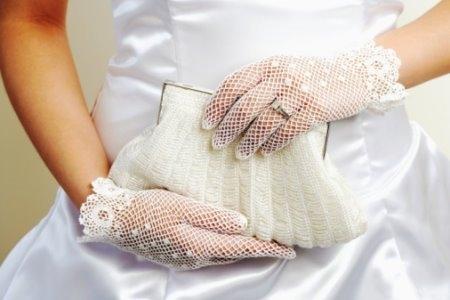 Популярные аксессуары для невесты 2014