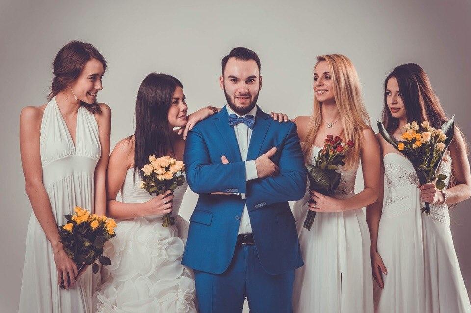на свадьбу ведущий