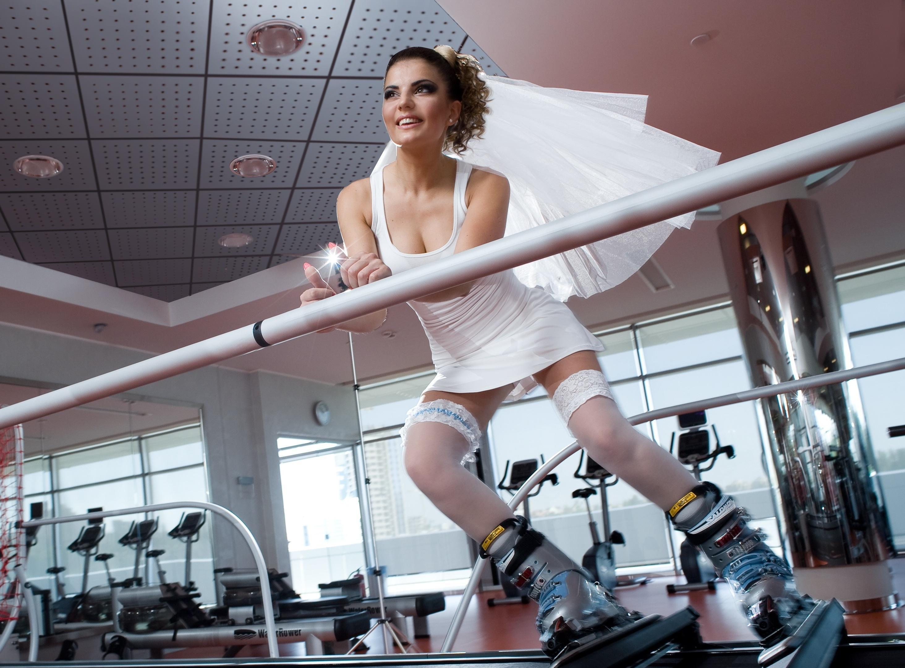 Упражнения для невест