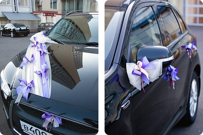 Как своими руками сделать украшения на машину
