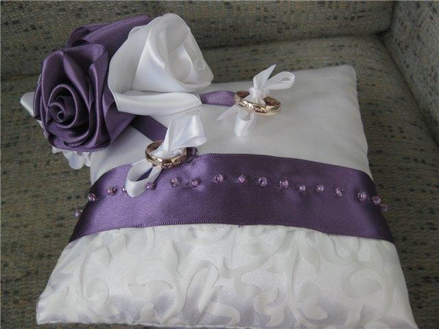 Коробка для колец hand made свадьба