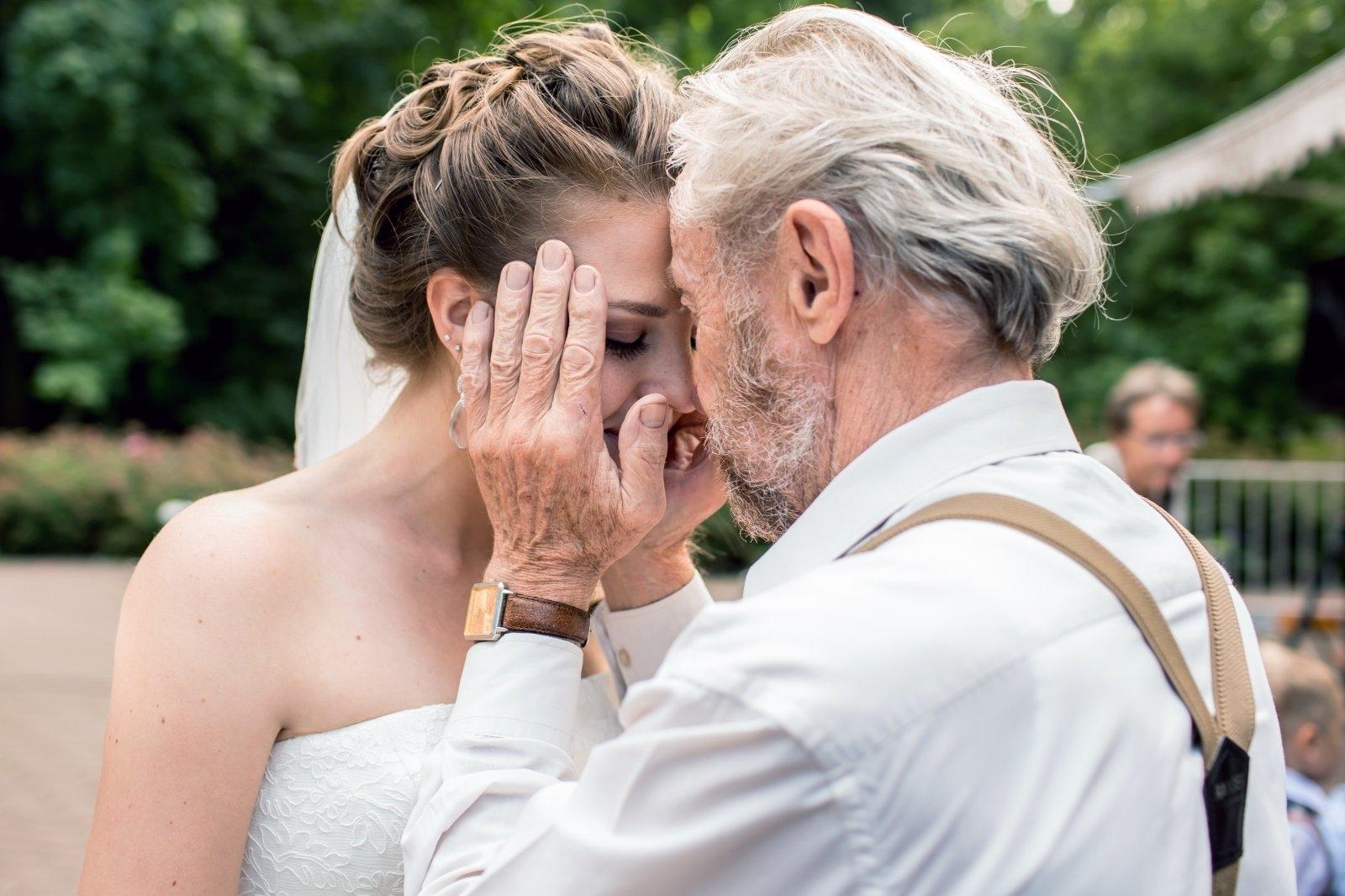 Невеста и ее отец