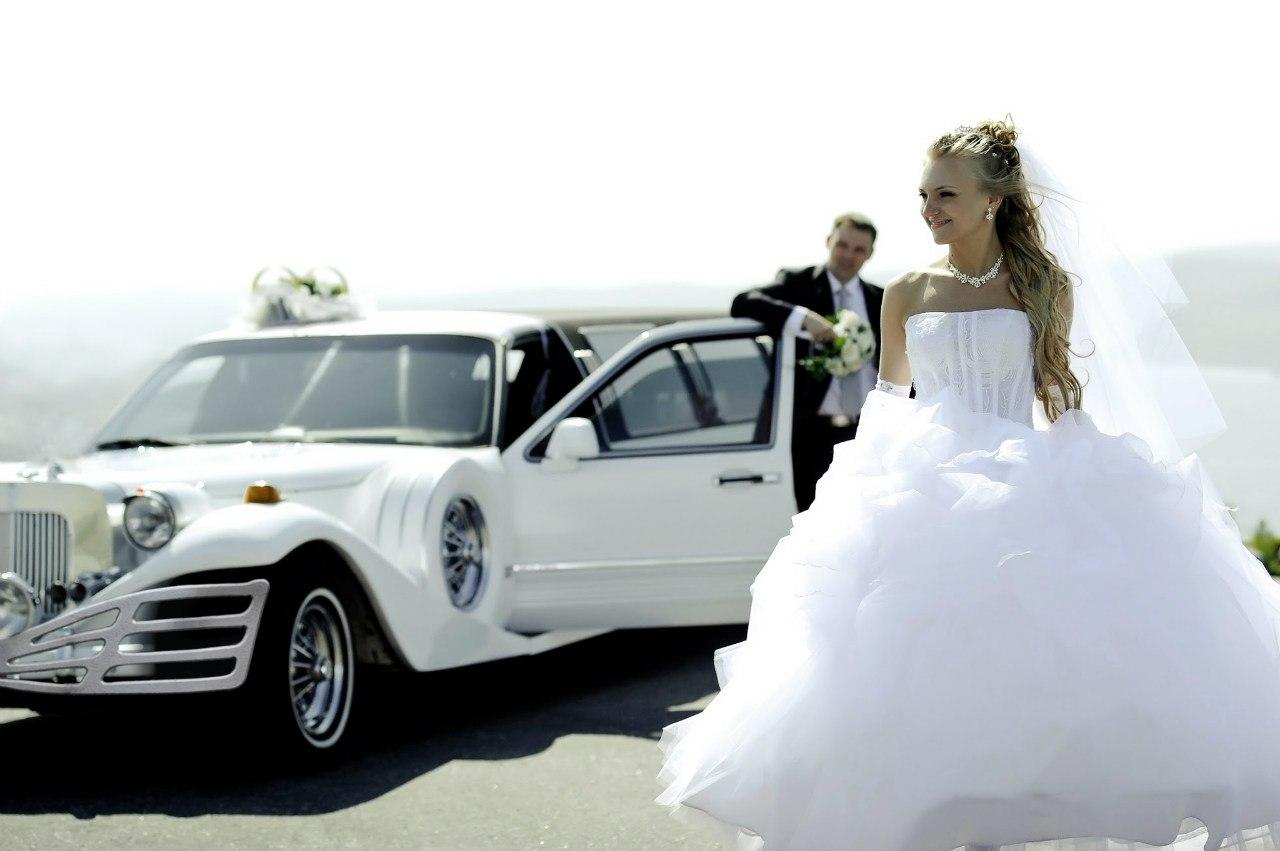 Свадебний лимузини