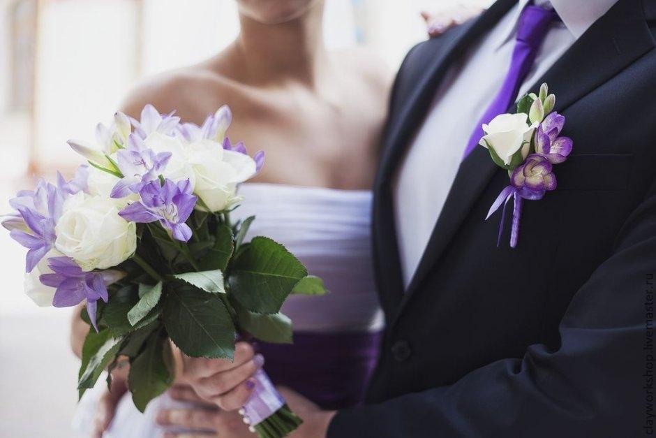 Цветы и свадьба роль