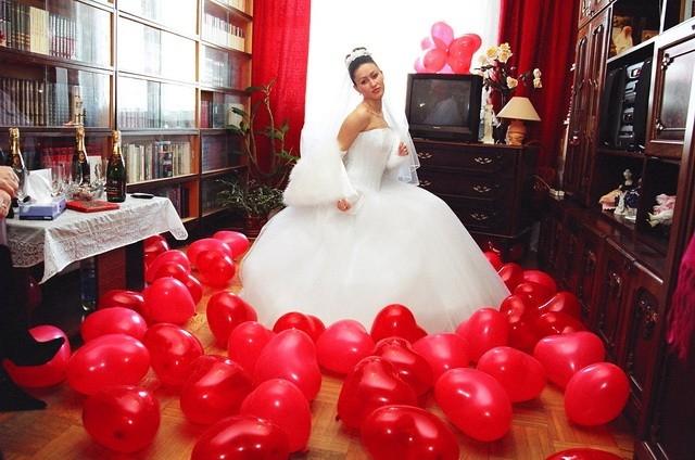 Выкуп невесты медсестры