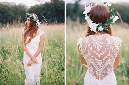 Выкуп невесты в стиле прованс