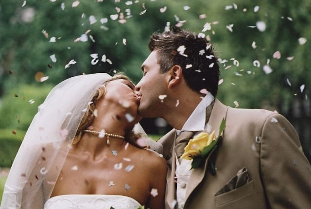 Модные свадебные традици