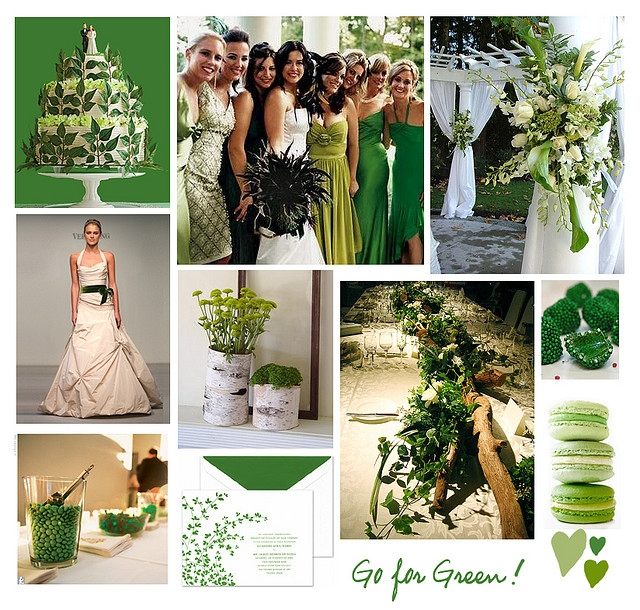 Зеленая свадьба как провести