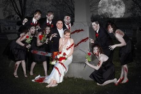 Страшная свадьба Вампиров