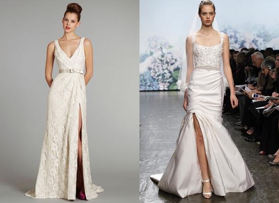 Свадебные платья 2015 особенности