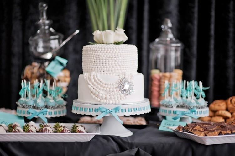 Запрошення на весілля в стилі тіффані
