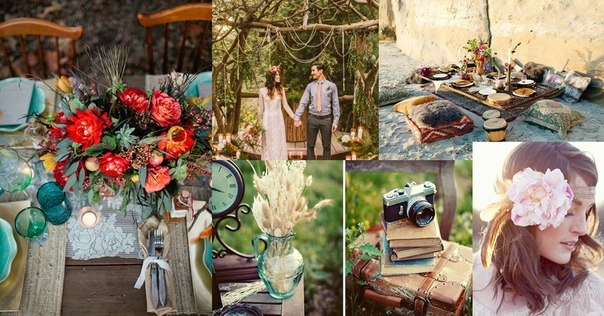 Мелочи к свадьбе от а до я