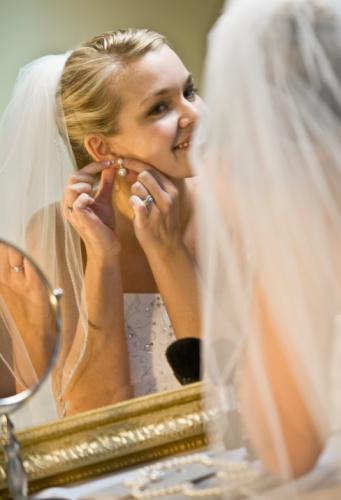 Украшения невесты на свадьбу