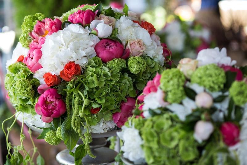 Цветочные украшения на стол Нижний—Новгород