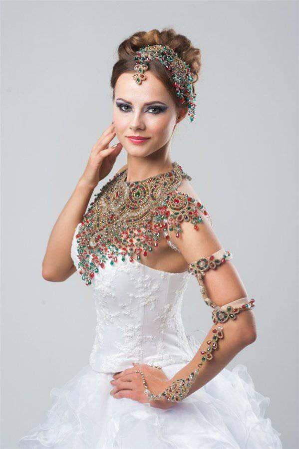 Шикарные азиатские восточные свадебные платья