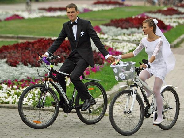 Велосвадьба в Нижний—Новгород читать