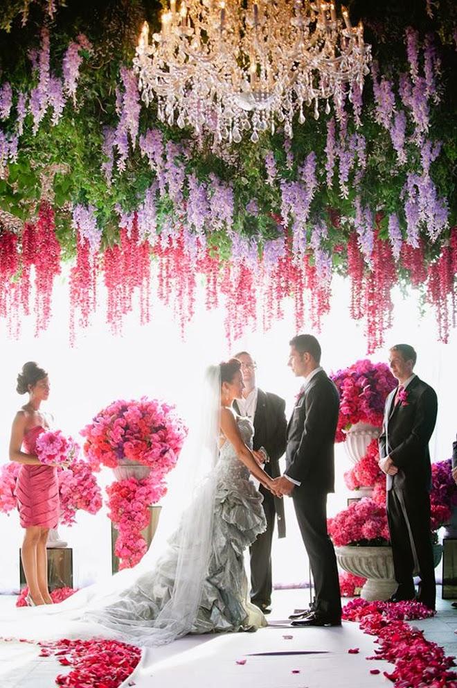 Красивые свадебные фото декора