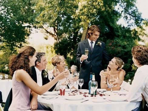 Маленькая свадьба фото