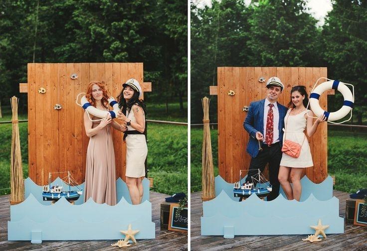 Свадебные фото зоны