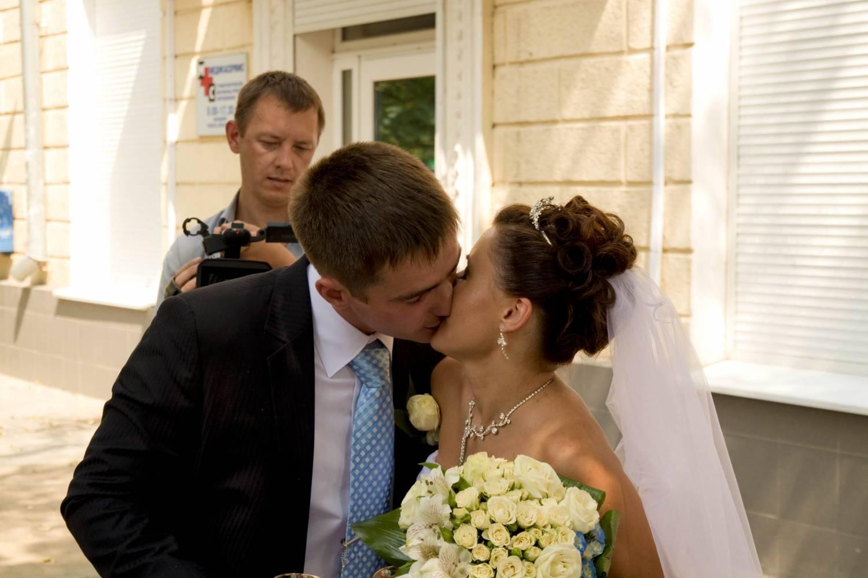 Чувства на свадьбе