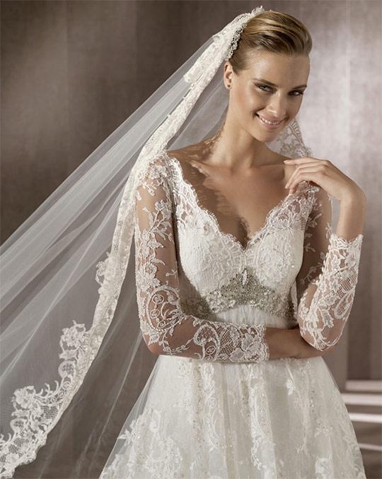 Фата для невест