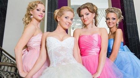 Свадьба образ подружки