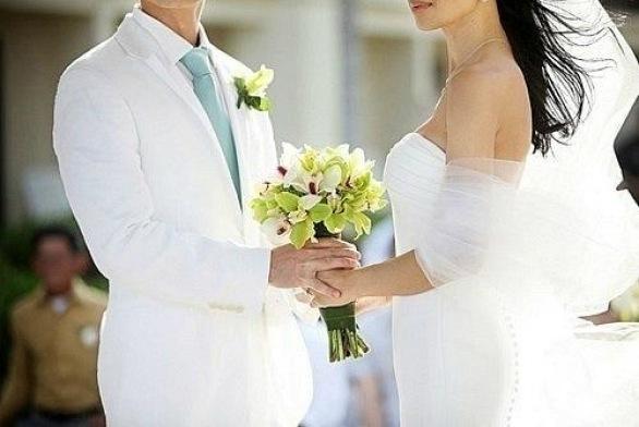 Свадебные платья вид сзади