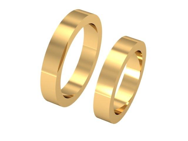 Обручальное кольцо жениху