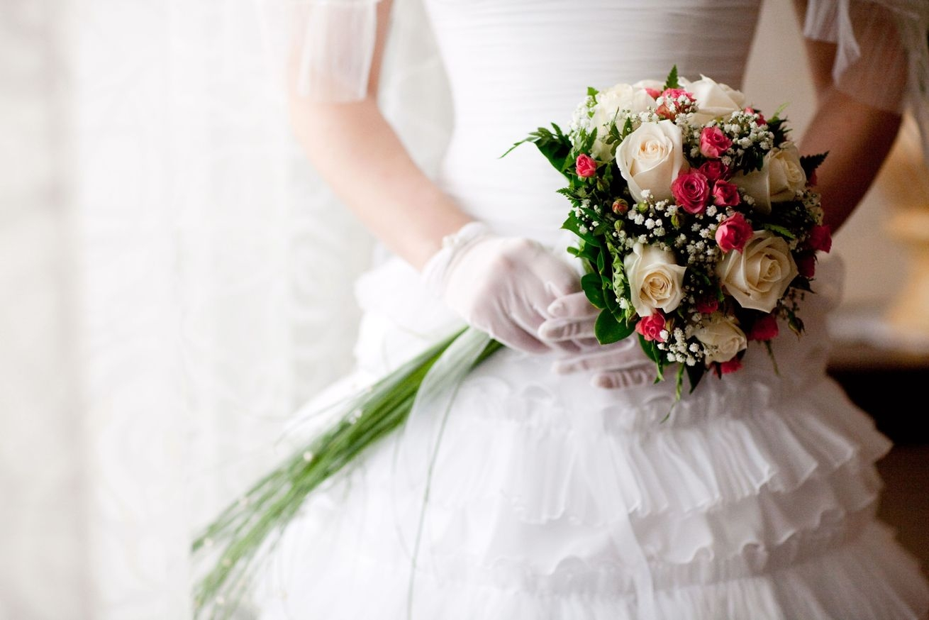 Фото невеста пиная 12 фотография
