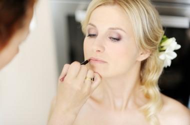 Макияж для белокожих невест