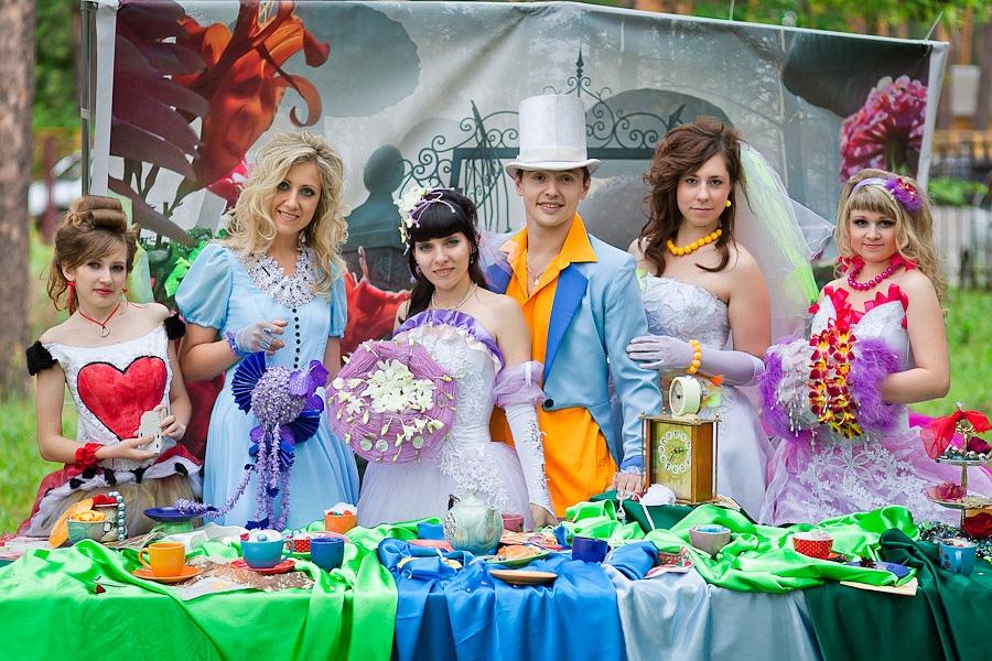 Свадьба стили тли тематики