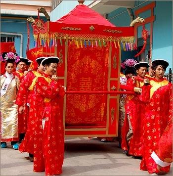 Мировые свадебные традиции