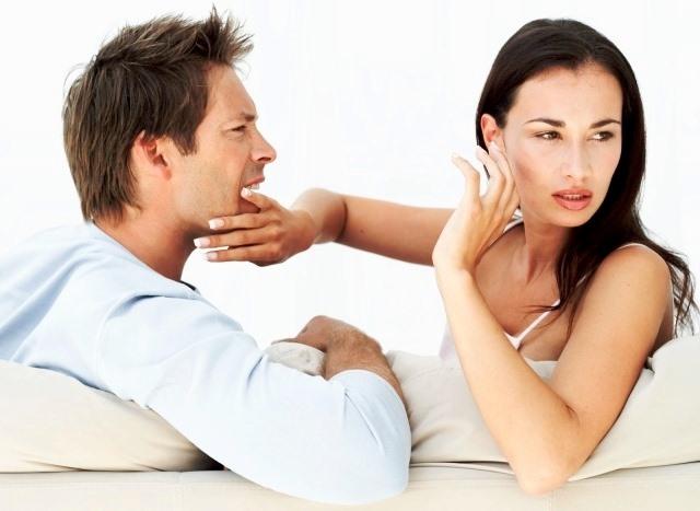 Причины ссор в отношениях