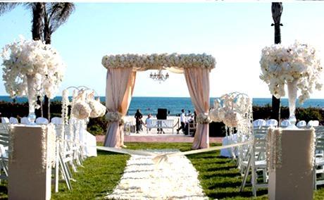 Церемония бракосочетания на море Адлер