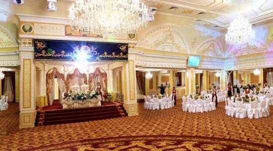 Банкетные залы для свадьбы Подмосковье