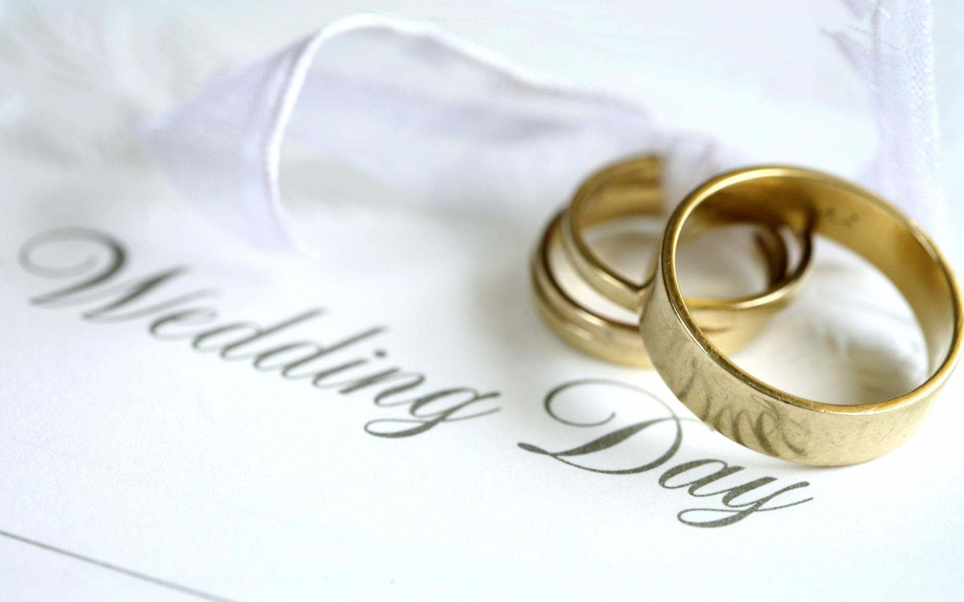 О чем нужно подумать перед свадьбой