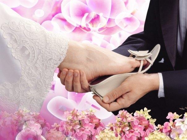 Ступни невест